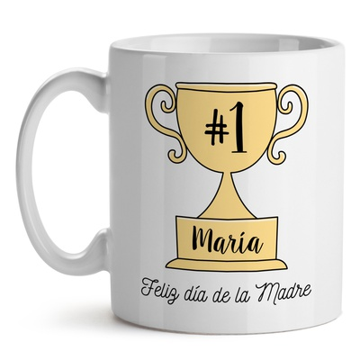Taza Mamá Number One